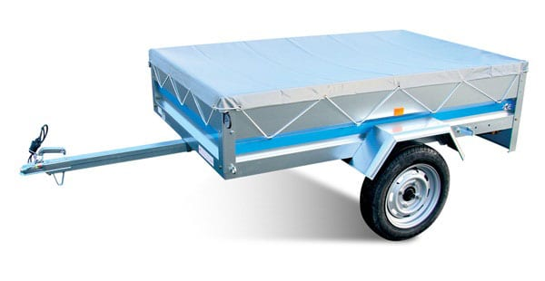 MAYPOLE FLAT TRAILER COVER FOR MP6810 ERDE102