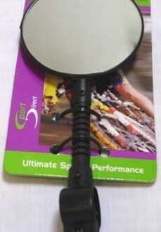 MIRROR WITH REFLECTOR