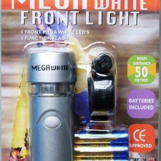 LIGHT FRONT MEGA WHITE