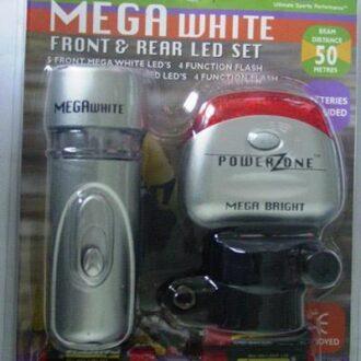 LIGHT SET MEGA WHITE
