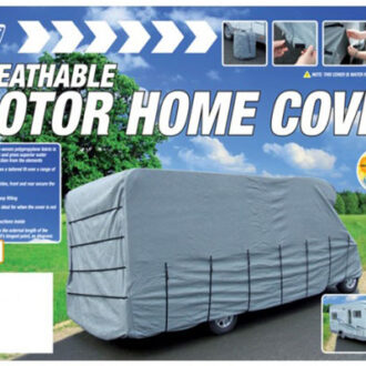 MAYPOLE MOTOR HOME COVER FITS 6.1M-6.5M GR