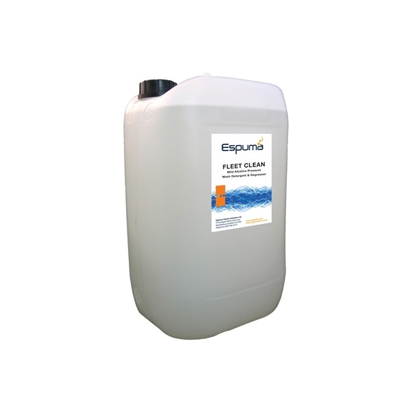Fleetclean TFR & Degreaser – Concentrate – 25 Litre