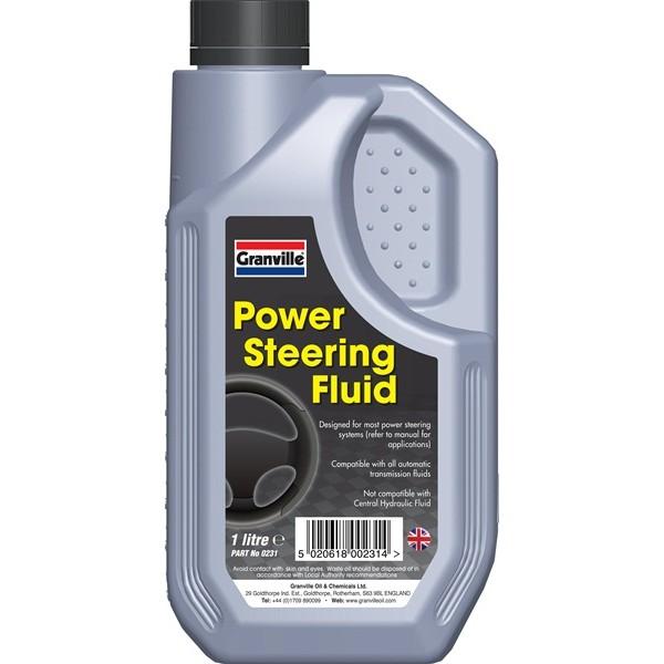 Power Steering Fluid – 1 Litre