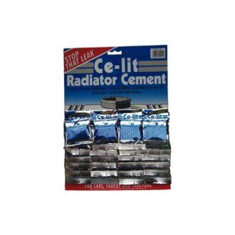 Radiator Cement Sachets – Display Card Of 24