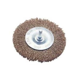 Wire Brush – Flat Type – 3in./75mm