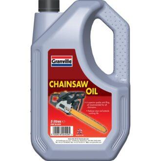 Chainsaw Oil – 5 Litre