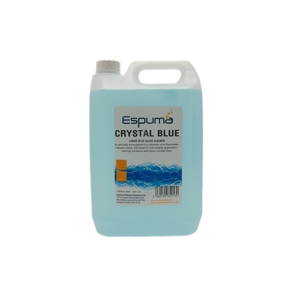 Glass Cleaner – 5 Litre