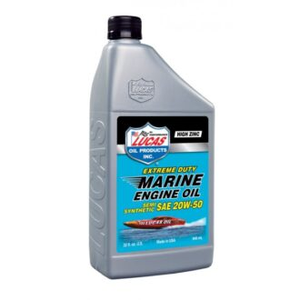 Marine Semi-Synthetic SAE 20W50 946ml
