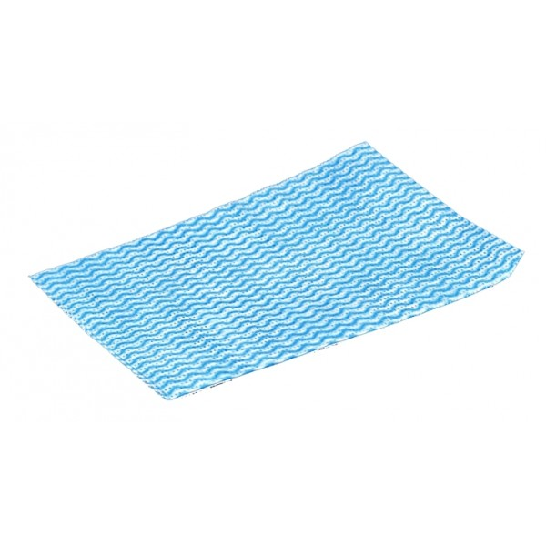 Disposable Wiping Cloths – Blue – Pack of 50