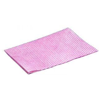 Disposable Wiping Cloths – Red – Pack of 50