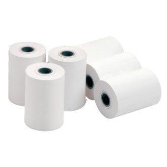 Thermal Till & PDQ Rolls – 57 x 46mm x 25m – Pack of 20