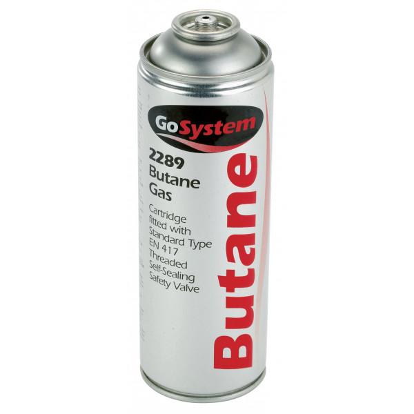 277g Butane Gas Cartridge – Pack of 12