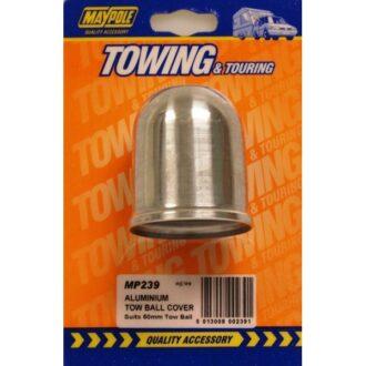 Towball Cover – Aluminium