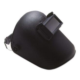 Flip-Up Welding Head Mask – Black