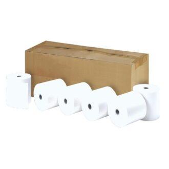 Thermal Till & PDQ Rolls – 57 x 50mm x 27m – Pack of 20