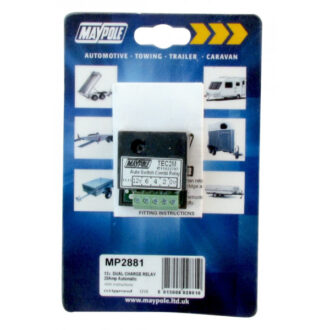 Automatic Dual Charge Relay – 15A