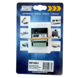 Automatic Dual Charge Relay – 30A
