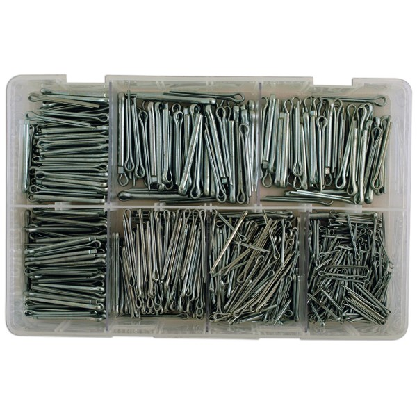 Split Cotter Pins – Assorted – Pack Of 1000