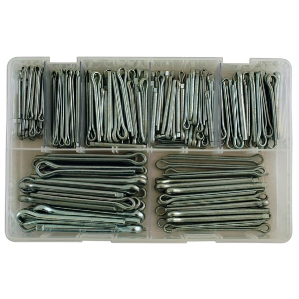 Split Cotter Pins – Assorted – Pack Of 220