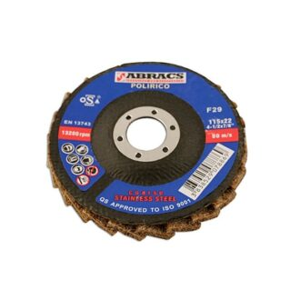 Surface Conditioning Discs 115mm x 22mm Coarse – Pack of 5