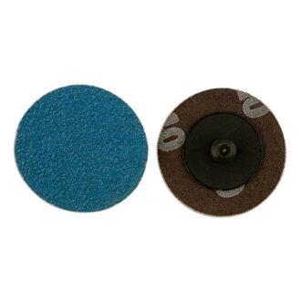Quick Lock Sanding Discs – P60 – 75mm – Pack Of 25