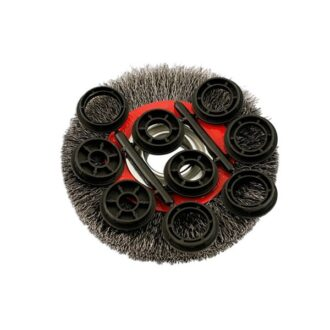 Bench Grinder Brush – 200mm x 25mm