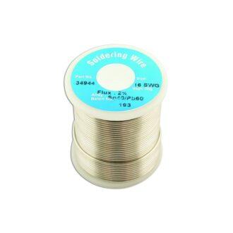 Solder Wire – 16 SWG 1.6mm – 0.5kg Reel