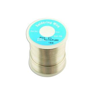 Solder Wire – 18 SWG 1.2mm – 0.5kg Reel