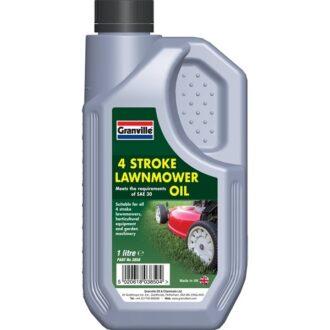 Garden 4T Lawnmower Oil – 1 Litre