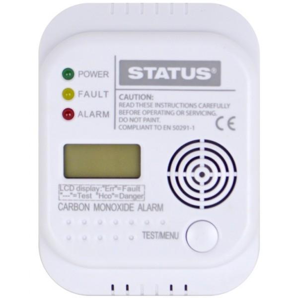 Carbon Monoxide Digital Alarm