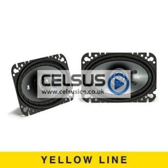 CS 4″ x 6″ (100 x 160 mm) Coaxial Speaker System