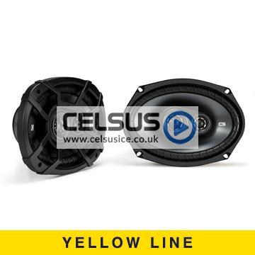 CS 6″ x 9″ (160 x 230 mm) Triaxial Speaker System