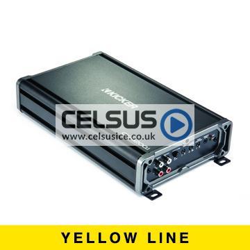 CX 1200W Monoblock Class D Subwoofer Amplifier