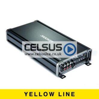 CX 600W 5 Channel Class A/B System Amplifier