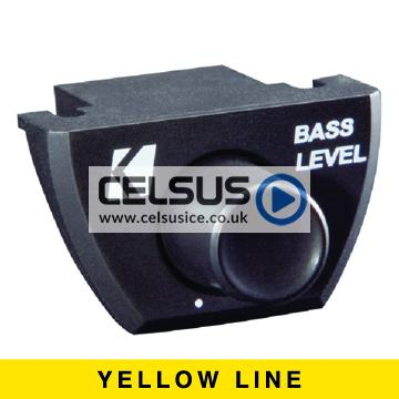 Remote Bass Control for CX & DX Series Amplifiers