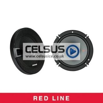 KS 4″ x 6″ (100 x 160 mm) Coaxial Speaker System