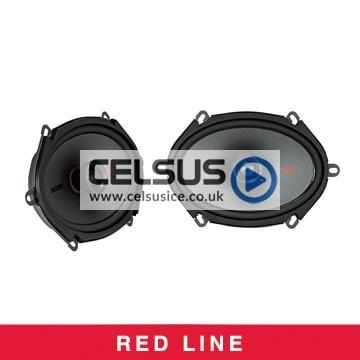 KS 6″ x 8″ (160 x 200 mm) Coaxial Speaker System