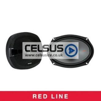 KS 6″ x 9″ (160 x 230 mm) Coaxial Speaker System