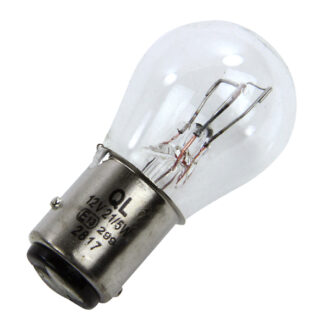 Neolux 380 Twin Filament Light Bulb – 12v 21w