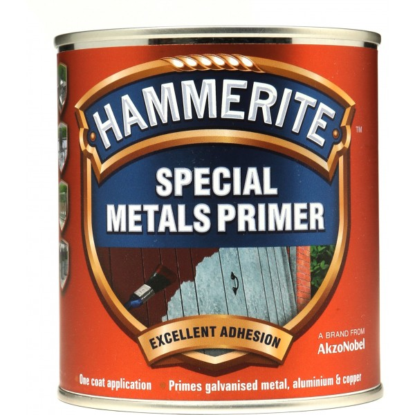 Special Metals Primer – Red – 500ml