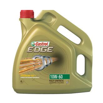 Castrol Edge FST Engine Oil – 10W-60 – 4ltr