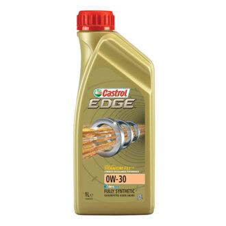 Castrol Edge FST Engine Oil – 0W-30 – 1ltr