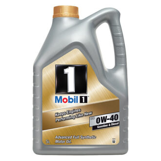 Mobil 1 FS Engine Oil – 0W-40 – 5ltr