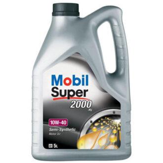 Mobil Super 2000 X1 Engine Oil – 10W-40 – 5ltr