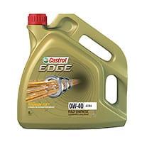 Castrol Edge FST Engine Oil – 0W-40 – 4ltr