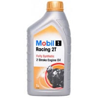 Mobil Racing 2T Engine Oil – 1ltr