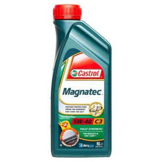 Castrol Magnatec (C3) Engine Oil – 5W-40 – 1ltr