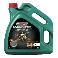 Castrol 4Ltr Magnatec Stop-Start 0W-30 D