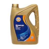 Gulf Superfleet XLE Engine Oil – 10W-40 – 5ltr