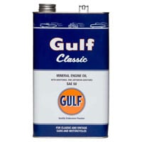 Gulf Classic Engine Oil – SAE50 – 5Ltr